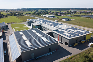 The carbon-neutral Green Factory